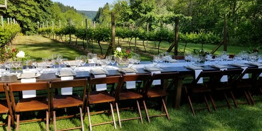 Dinner in the Vineyard - Saturday, September 7, 2019