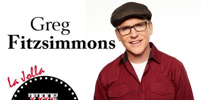 Greg Fitzsimmons - Friday - 9:45pm