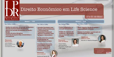 Direito Econômico em Life Science (módulo II)