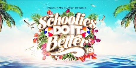 Schoolies Do It Better 2019 | Week Pass tickets