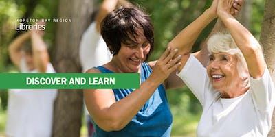Seniors Week: Yoga for Seniors - Caboolture Library
