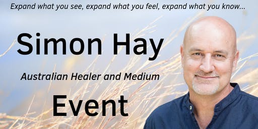 Medium and Healer, Simon Hay, at Auchendarroch House in Mount Barker, SA