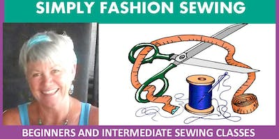 SIMPLY FASHION SEWING - Beginners Sewing Classes Tues Mornings