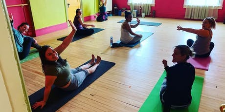 Summer Stoned Yoga Series tickets