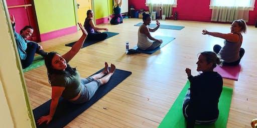 Summer Stoned Yoga Series