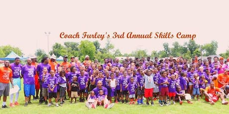 Coach Furley's 5th Annual Acceleration Speed Agility Power Skills Camp Weekend tickets