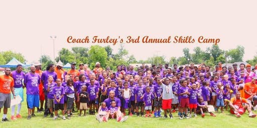 Coach Furley's 5th Annual Acceleration Speed Agility Power Skills Camp Weekend