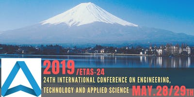 24th International Conference on Engineering, Technology and Applied Science (ETAS-24)