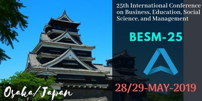 25th International Conference on Business, Education, Social Science, and Management (BESM-25)