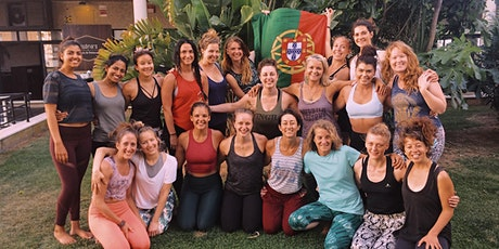 Yoga Alliance 200HR Vinyasa & Ashtanga Training + Ayurvedic Massage - April bilhetes
