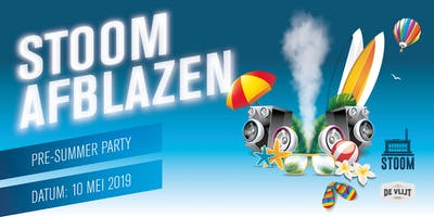 STOOM AFBLAZEN - Pré Summer Party