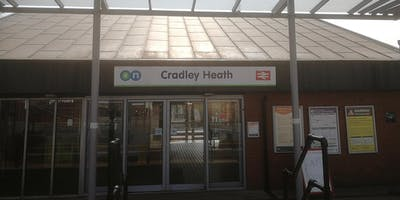 Secret Places - Cradley Heath Arts Festival