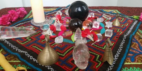 MedicineWay Crystal Healing Certification Program (Intermediate Level)  tickets