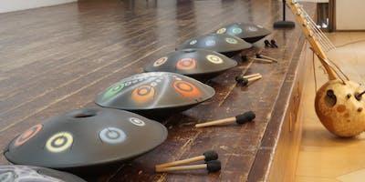 Meet The Drum - Intro to the Chakra Overtone Drum