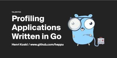 Profiling Applications Written in Go