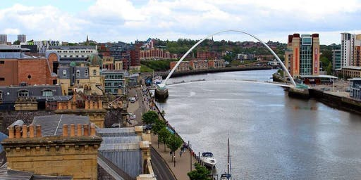 Quayside Walk-A Walk Back Through Time