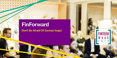 FinForward – Don't Be Afraid Of German Angst Tickets