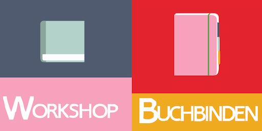 Workshop -Buchbinden - Reisetagebuch mit Heftbindung