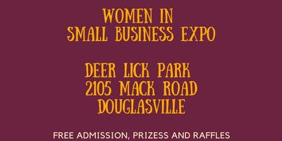 Women in Small Business EXPO
