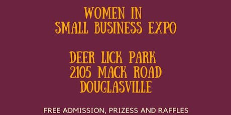 Women in Small Business EXPO tickets