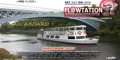 Flowtation Boat & After Party