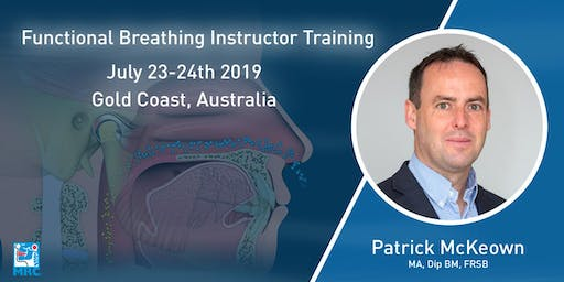 Functional Breathing Instructor Training with Patrick McKeown