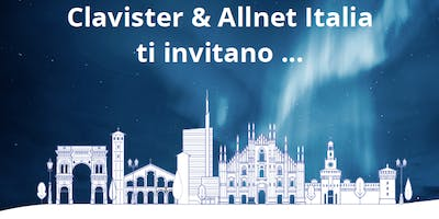 Clavister Aurora Security Framework Tour, in partnership with Allnet Italy