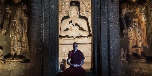 Méditation | Comment Lâcher Prise ? | LA ROCHELLE | Conférence Moine Bouddhiste du Canada