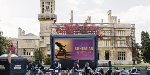 Bohemian Rhapsody - Open air cinema The House at Shuttleworth