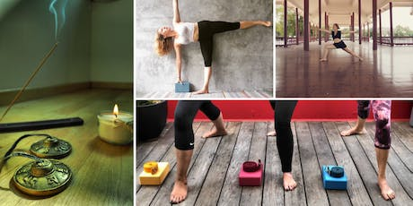 Hatha Yoga in a cosy place in Zürich, June 2019 tickets