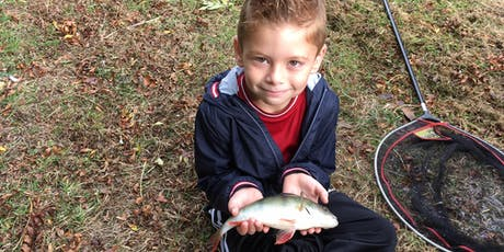 Free Let's Fish!  - Stoke on Trent - Learn to Fish Sessions - Stoke on Trent AS tickets