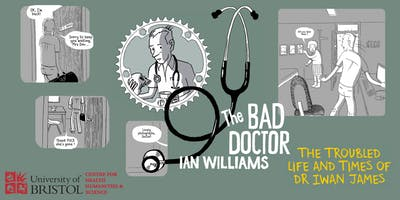 Graphic Medicine: Ian Williams in Conversation