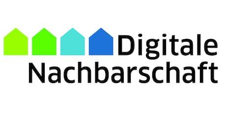 #2 Sprechstunde mit der Digitalen Nachbarschaft! Tickets