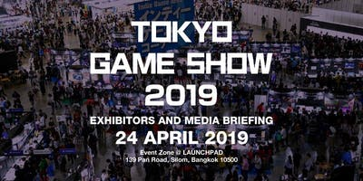 TOKYO GAME SHOW 2019 Media & Exhibitor Briefing at