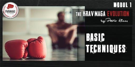 Krav Maga Course  -  Modul 1 | Basic Techniques