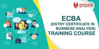 ECBA (ENTRY CERTIFICATE IN BUSINESS ANALYSIS) TRAINING COURSE IN SAO PAULO