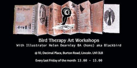 Bird Therapy Arts Workshop tickets