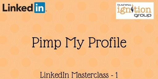 Pimp my profile - create an All-Star LinkedIn personal profile