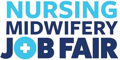 Nursing & Midwifery Job Fair - London, April 2020 tickets
