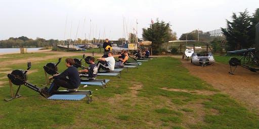 Junior Indoor Rowing