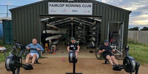 Adult Row fitness