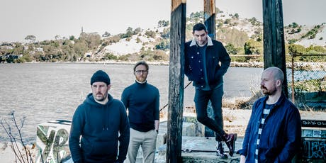 THE TWILIGHT SAD + Man of Moon tickets