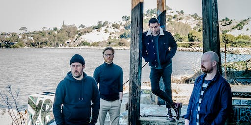 THE TWILIGHT SAD + Man of Moon