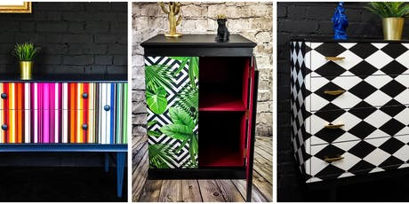Upcycled Furniture Masterclass with Studio Twentyseven tickets