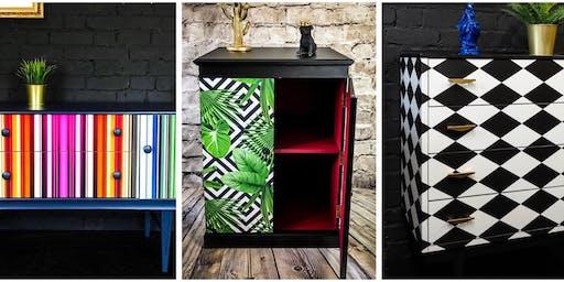 Upcycled Furniture Workshop with Studio Twentyseven