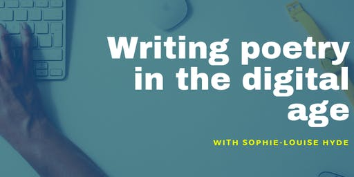 Writing poetry in the digital age