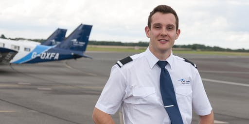 CAE Become a Pilot – Info Session Oxford