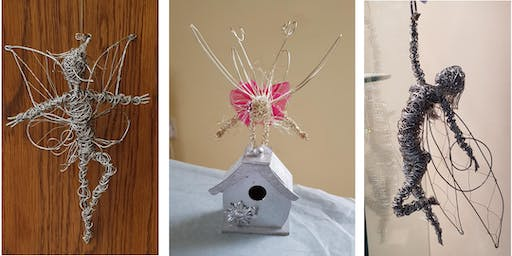 Make A Magical Wire Work Fairy