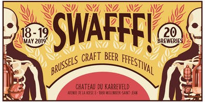 SWAFFF! Brussels Craft Beer FFFestival 2019