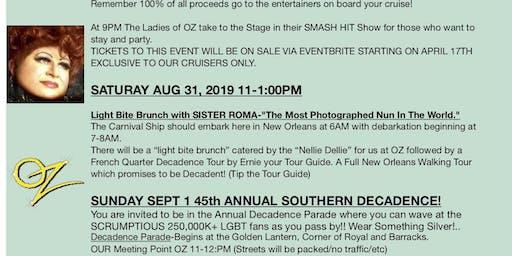 Drag Club House POST French Quarter Tour
